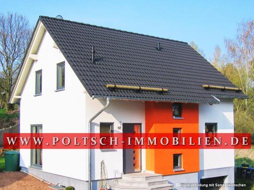 Haus mit Erker