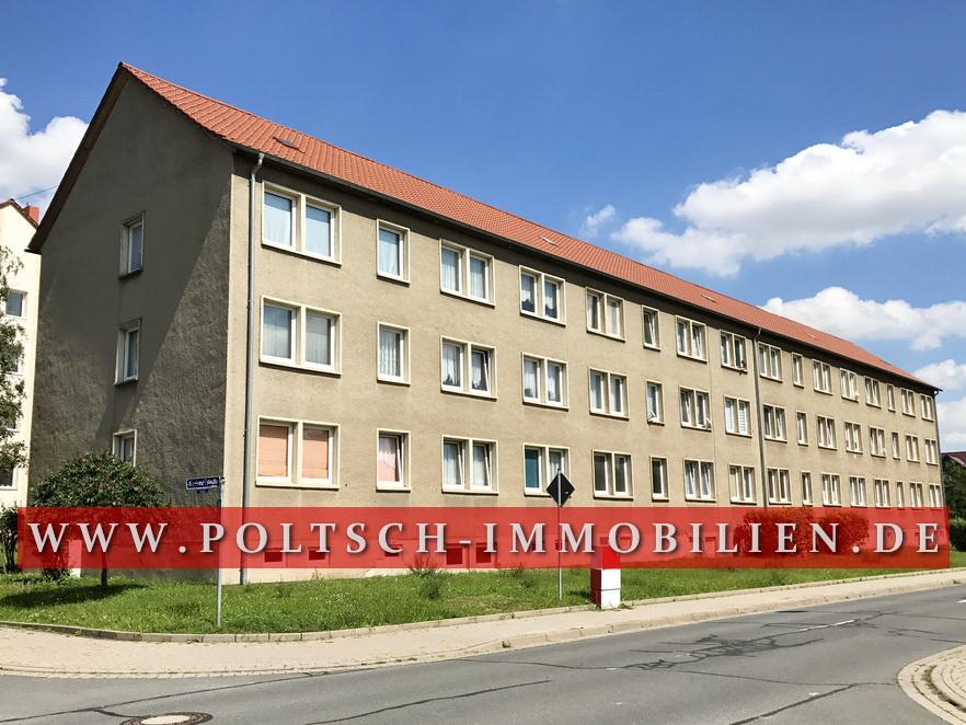 3. Wohnhaus(Globalobjekt)mit 24 WE - Vorderansicht